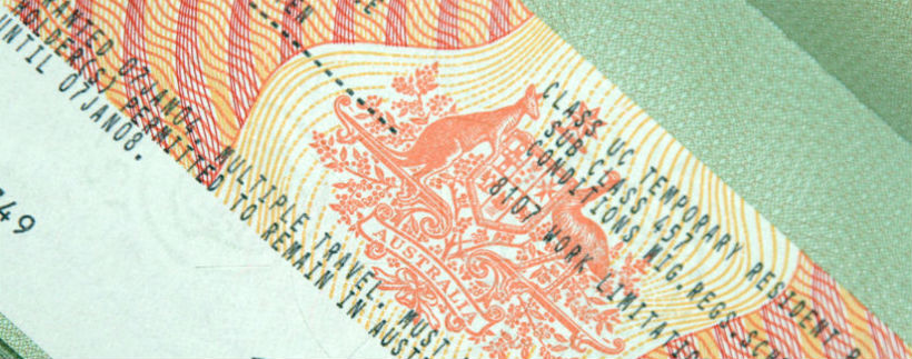 Changes to 457 Visa System