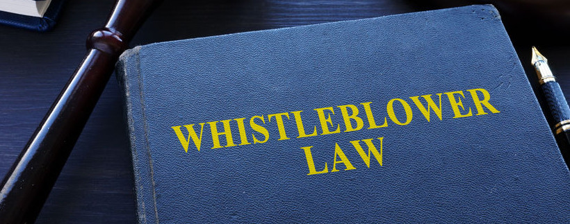 Amended whistleblowing laws come in effect as of 1st July 2019