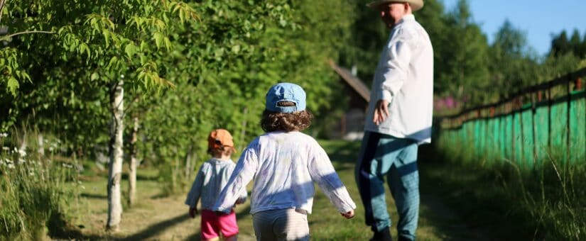 Child Saftey On Farms