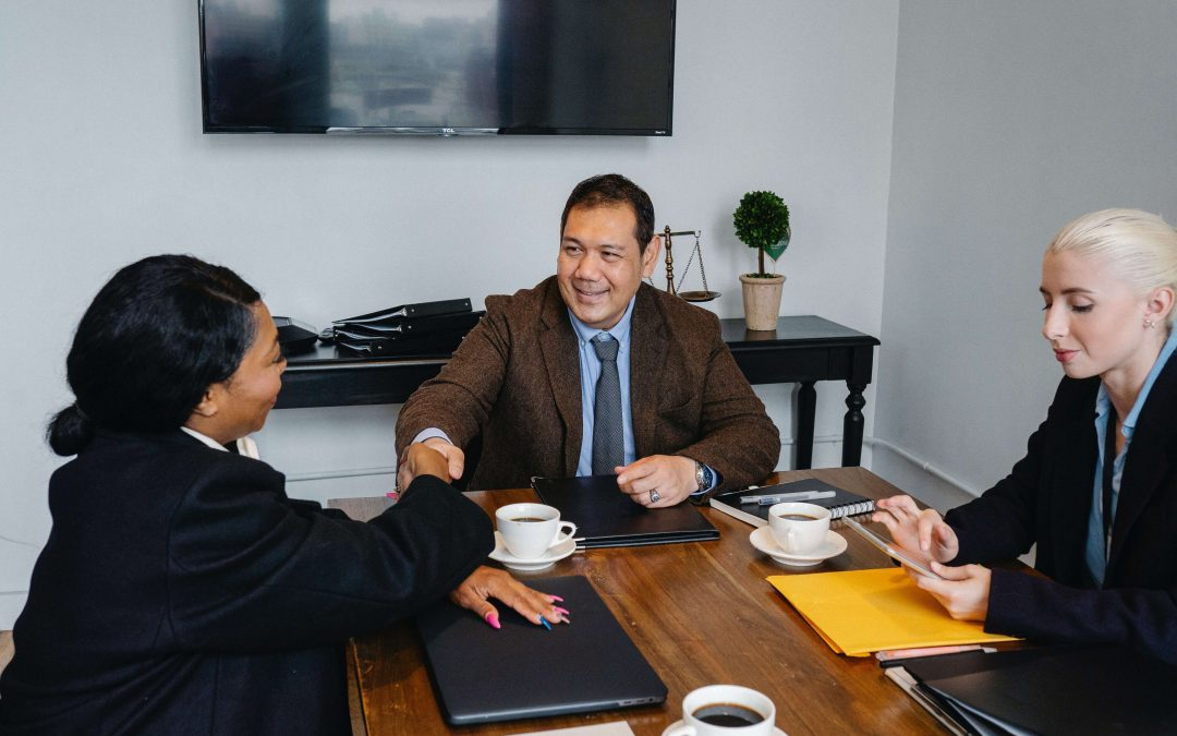 The role of a support person in HR Meetings