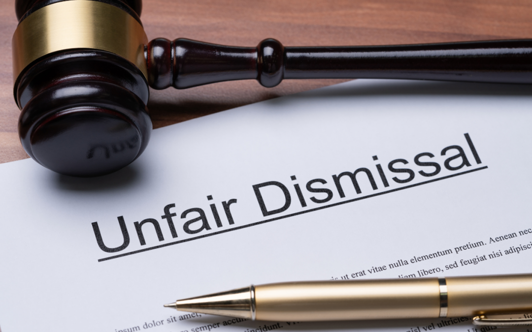 Unfairly Dismissed for Losing Driver's Licence